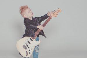 choisir guitare electrique enfant